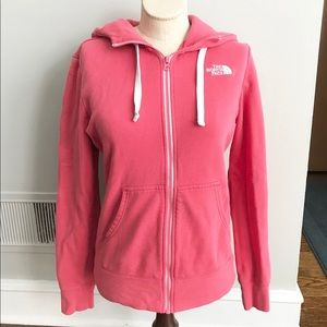 North Face Hoodie - Small